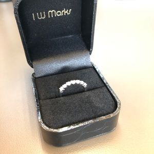 Jewelry - 1 carat wedding band
